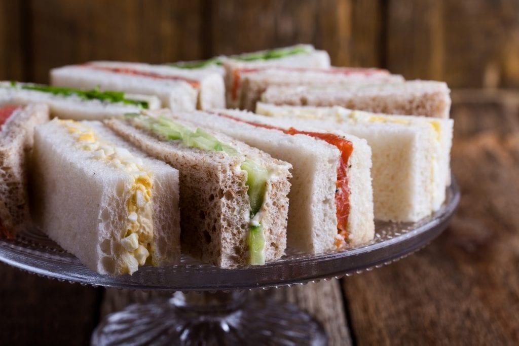 sandwiches inglesi