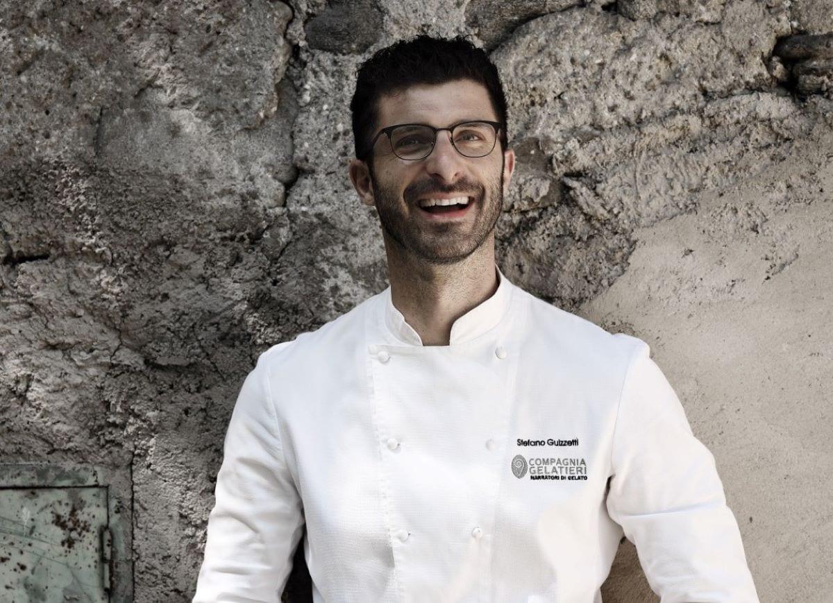 Stefano Guizzetti, gelatiere di Ciacco