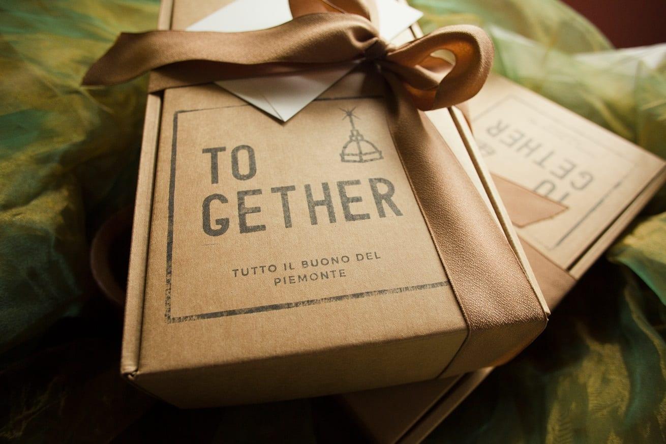 Le scatole di To Gether