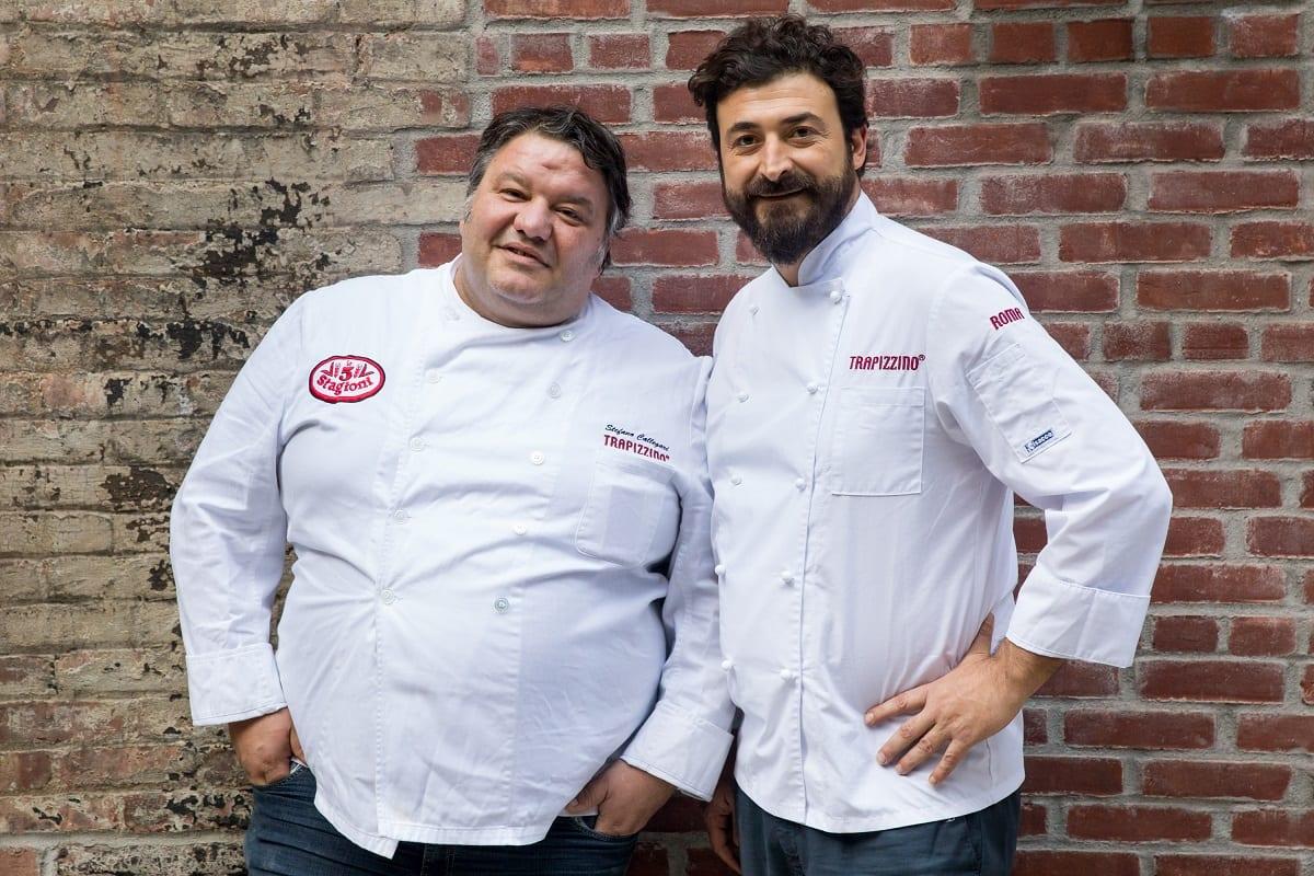 Stefano Callegari e Paul Pansera