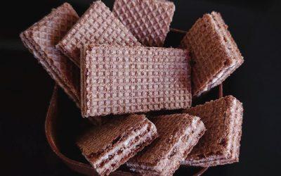 Wafer cacao e nocciole