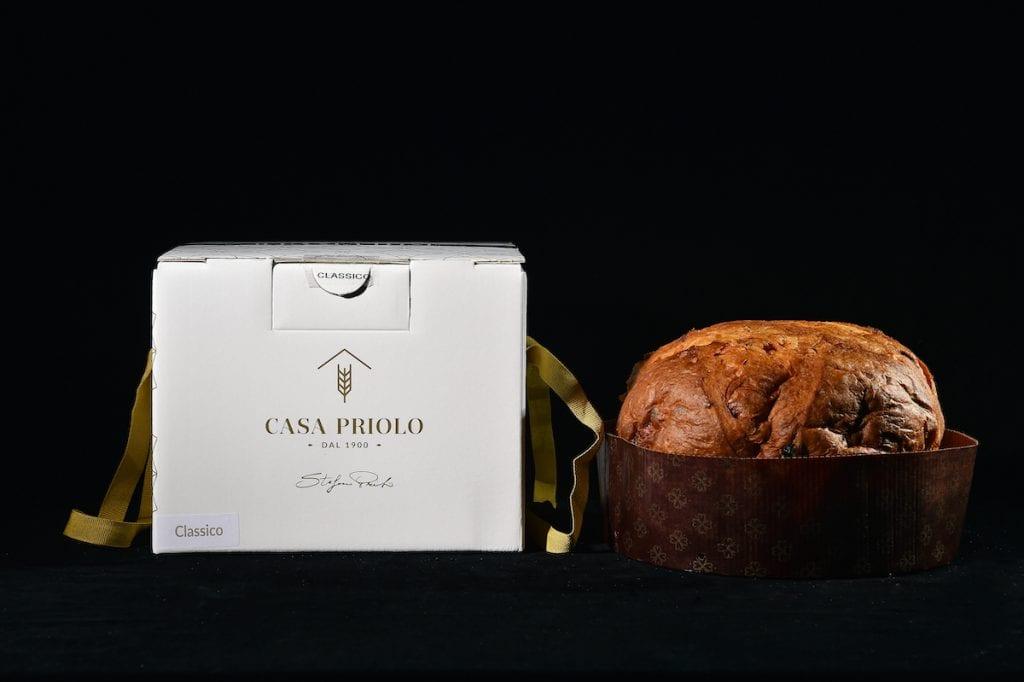 Casa Priolo. Panettoni 2020. Foto Francesco Vignali