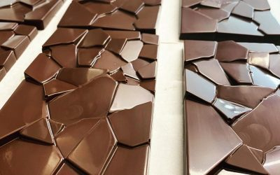 Tavolette di cioccolato di Torcé