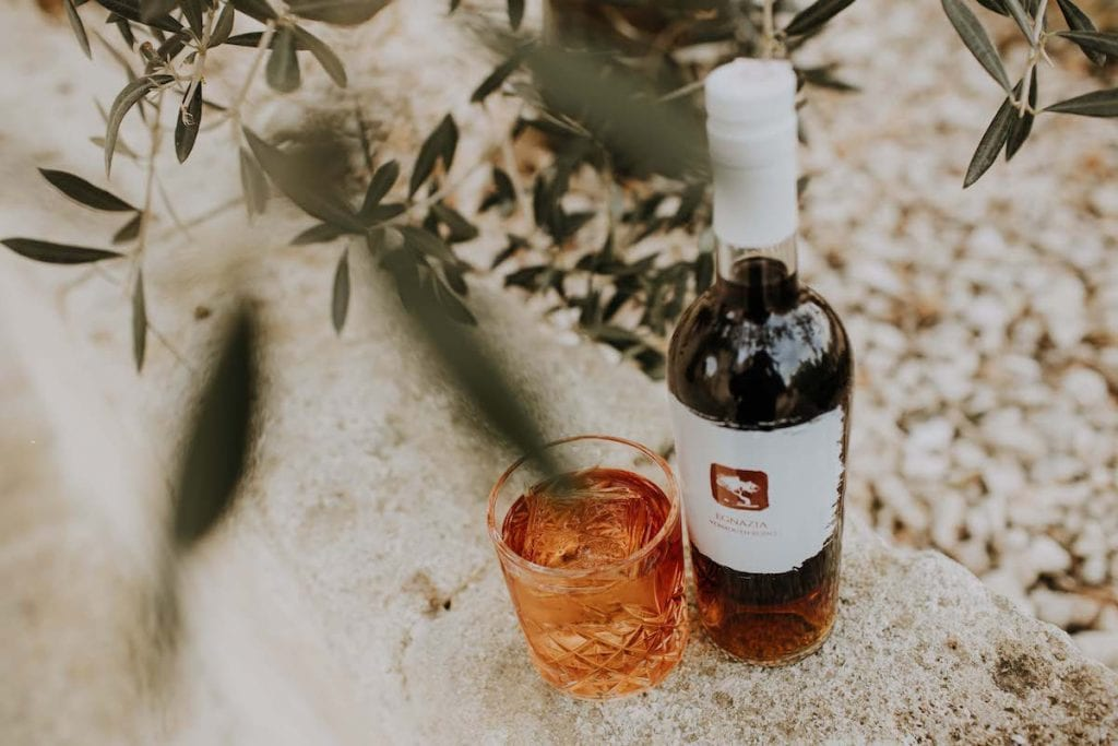 egnazia vermouth