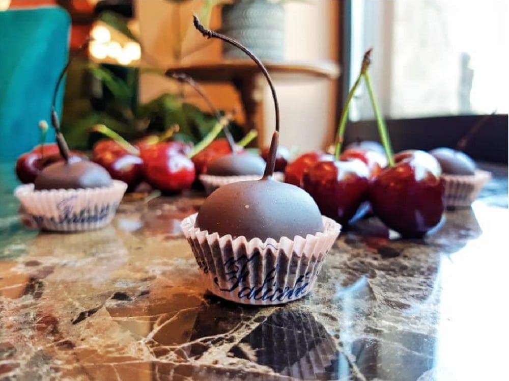 I boeri alle ciliegie di Falicetto