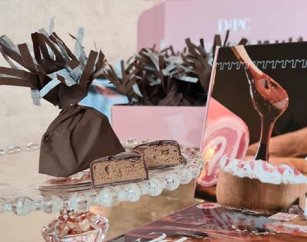 I cioccolatini alla pancetta di Falicetto