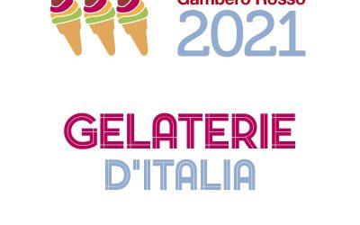 Guida Gelaterie d'Italia 2021 del Gambero Rosso. Tutti i premi