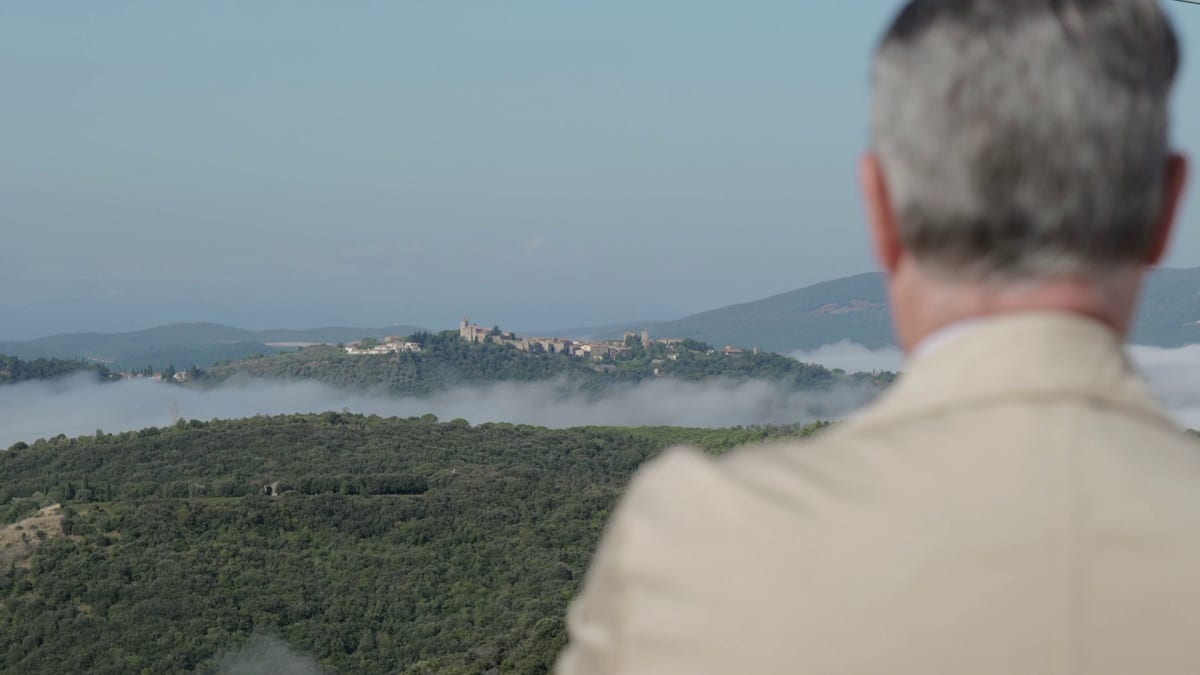 Panorama del Montecucco
