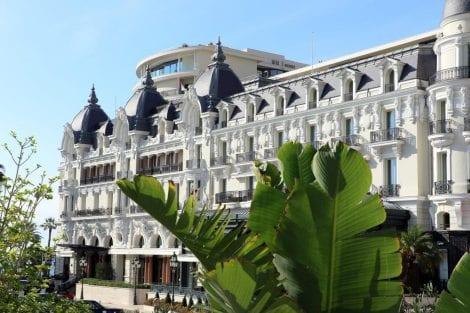 Hotel de Paris, Montecarlo