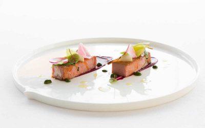 lingua-di-vitello-cotta-48-ore-rapa-rossa-cipolline-in-agrodolce-e-salsa-verde piccolo principe chef Mancino