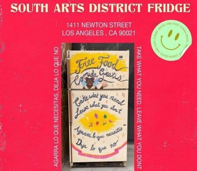 Los angeles Community Fridges