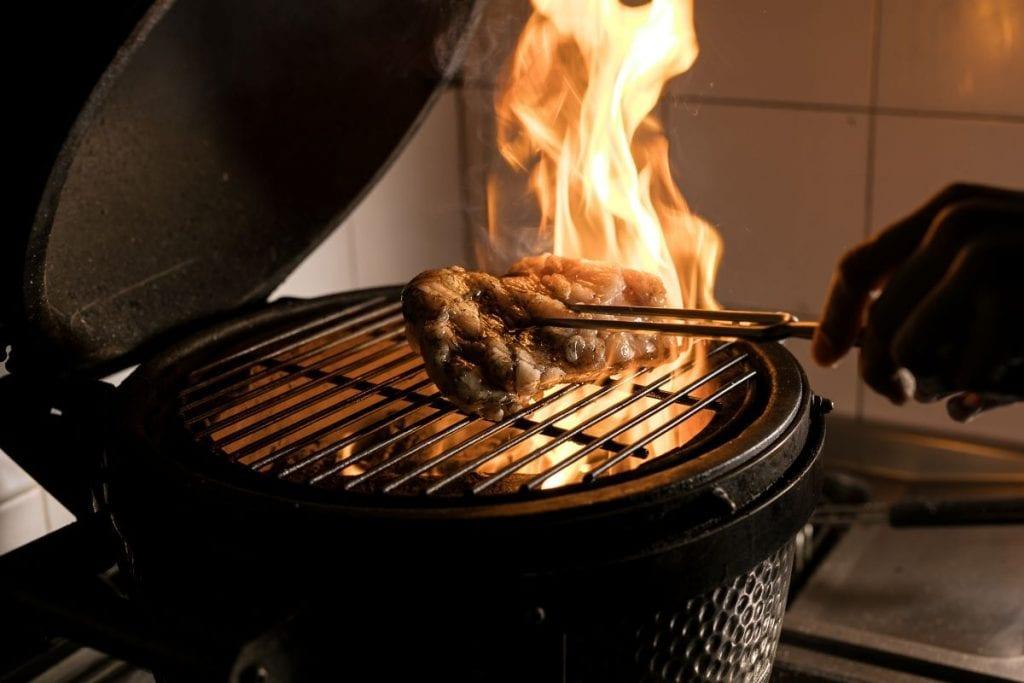 Cottura della carne da Marzapane Roma