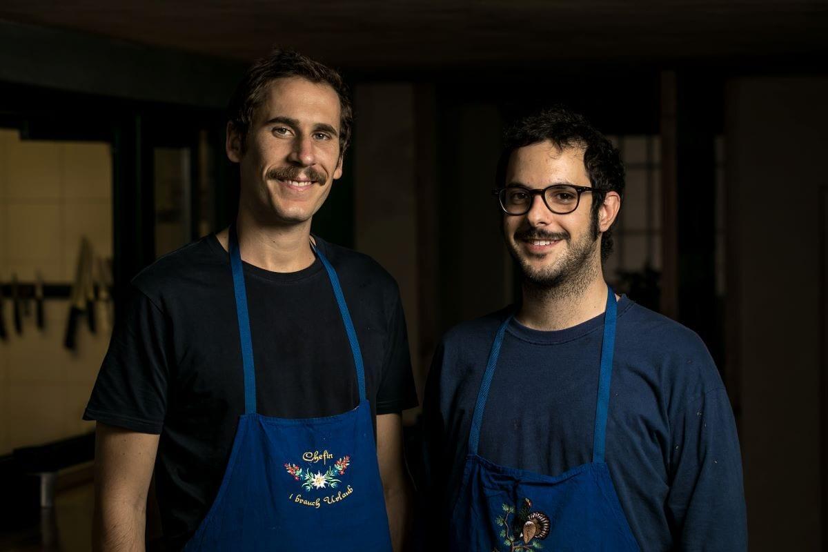 Francesco Capuzzo Dolcetta e Mario Sansone- Marzapane