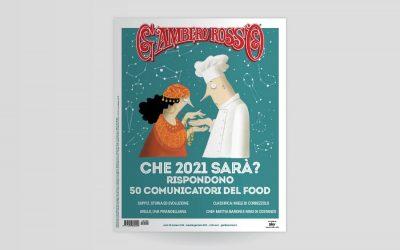 Gennaio 2021 del Gambero Rosso. Che anno sarà quello che inizia?