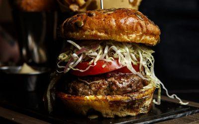 Classic burger de Al Mercato