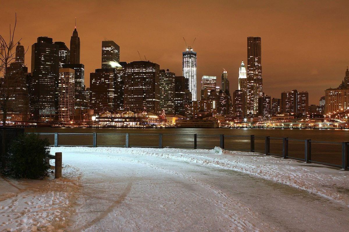 New York Innevata