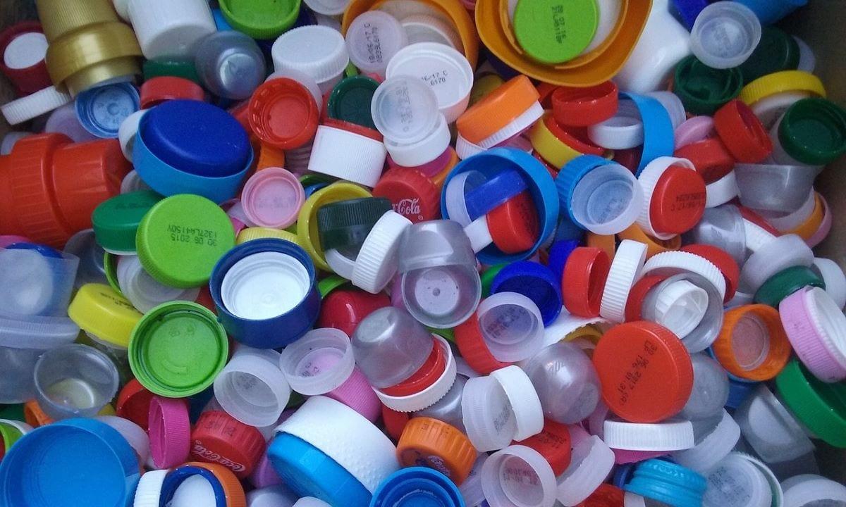 Tappi di plastica Agro Materiae