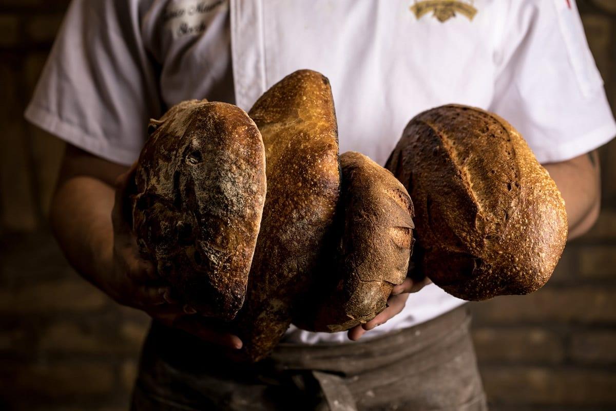 Il pane di Prati Rione Gastronomico