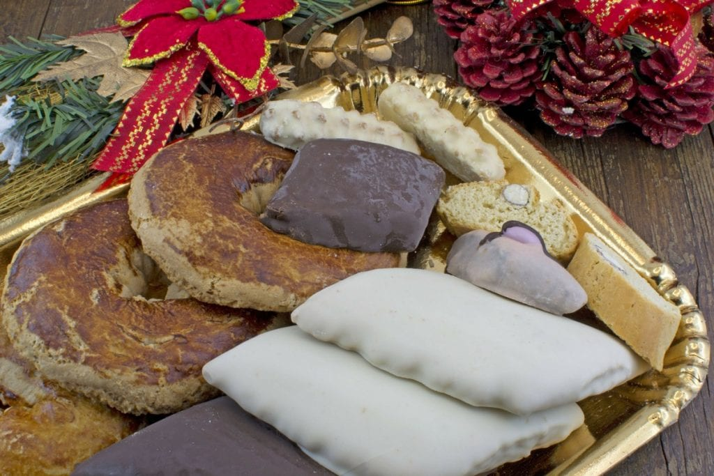 biscotti napoletani, raffiuoli e roccocò