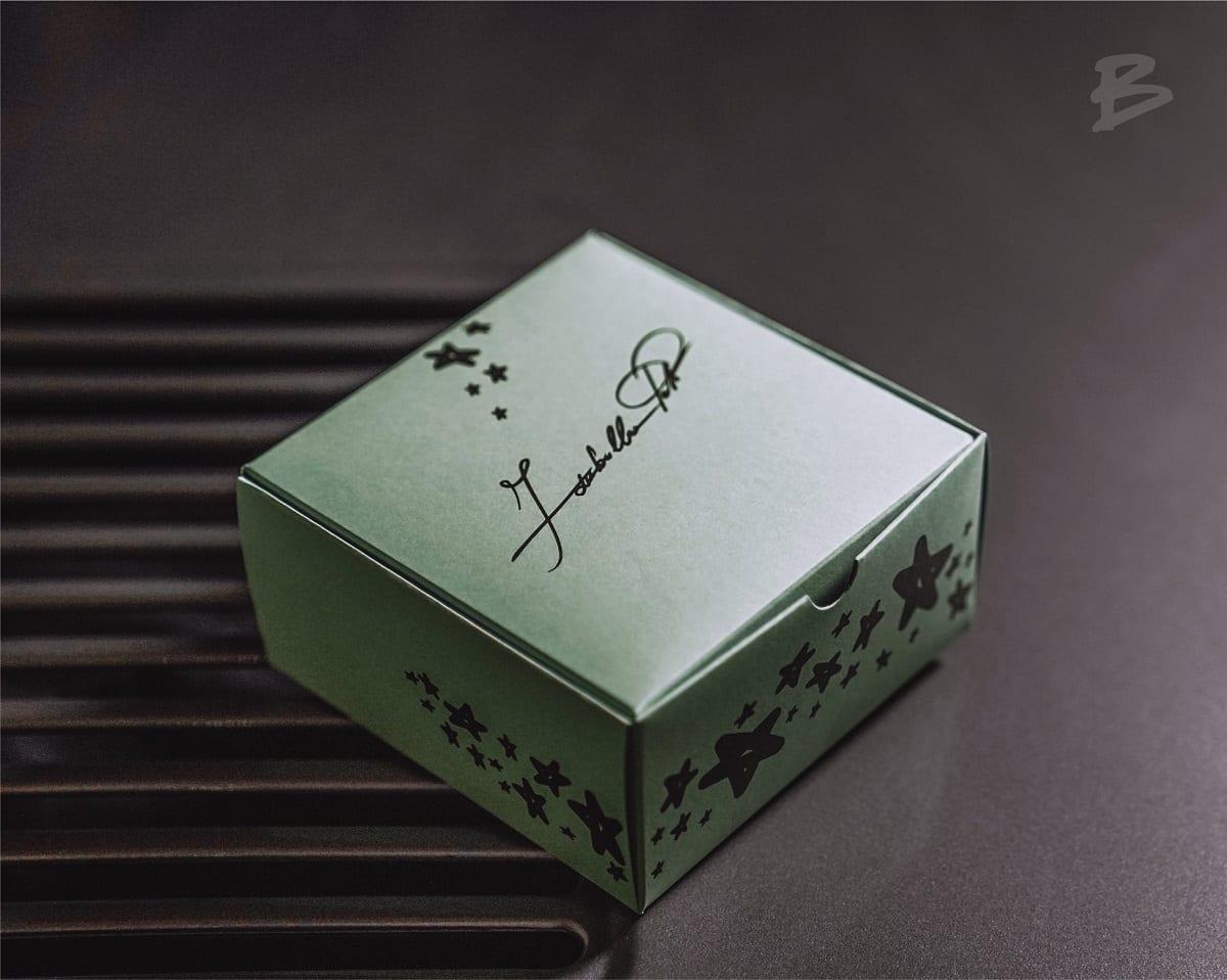 La box delivery di Sista