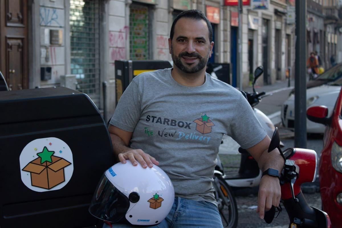 Boutros Lama, fondatore di Starbox