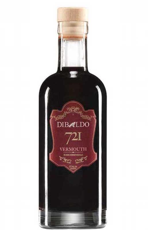 vermouth 721 dibaldo