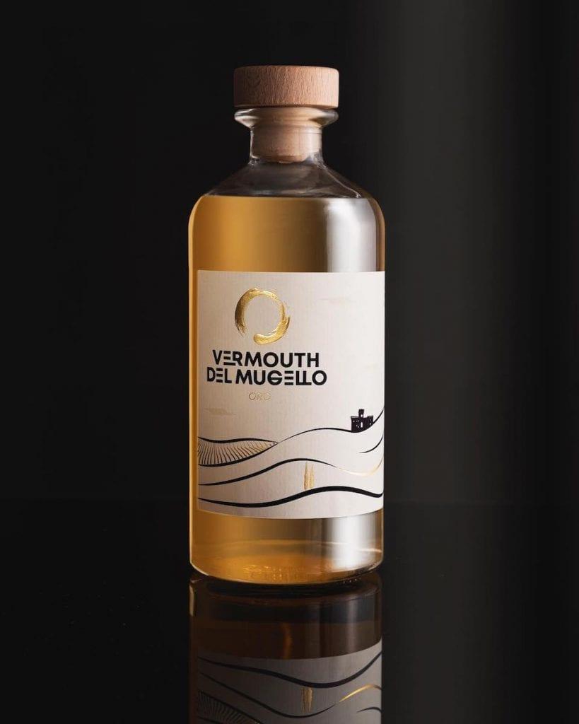 vermouth del mugello oro