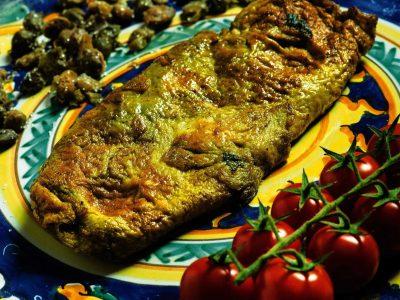 Omelette con i giri