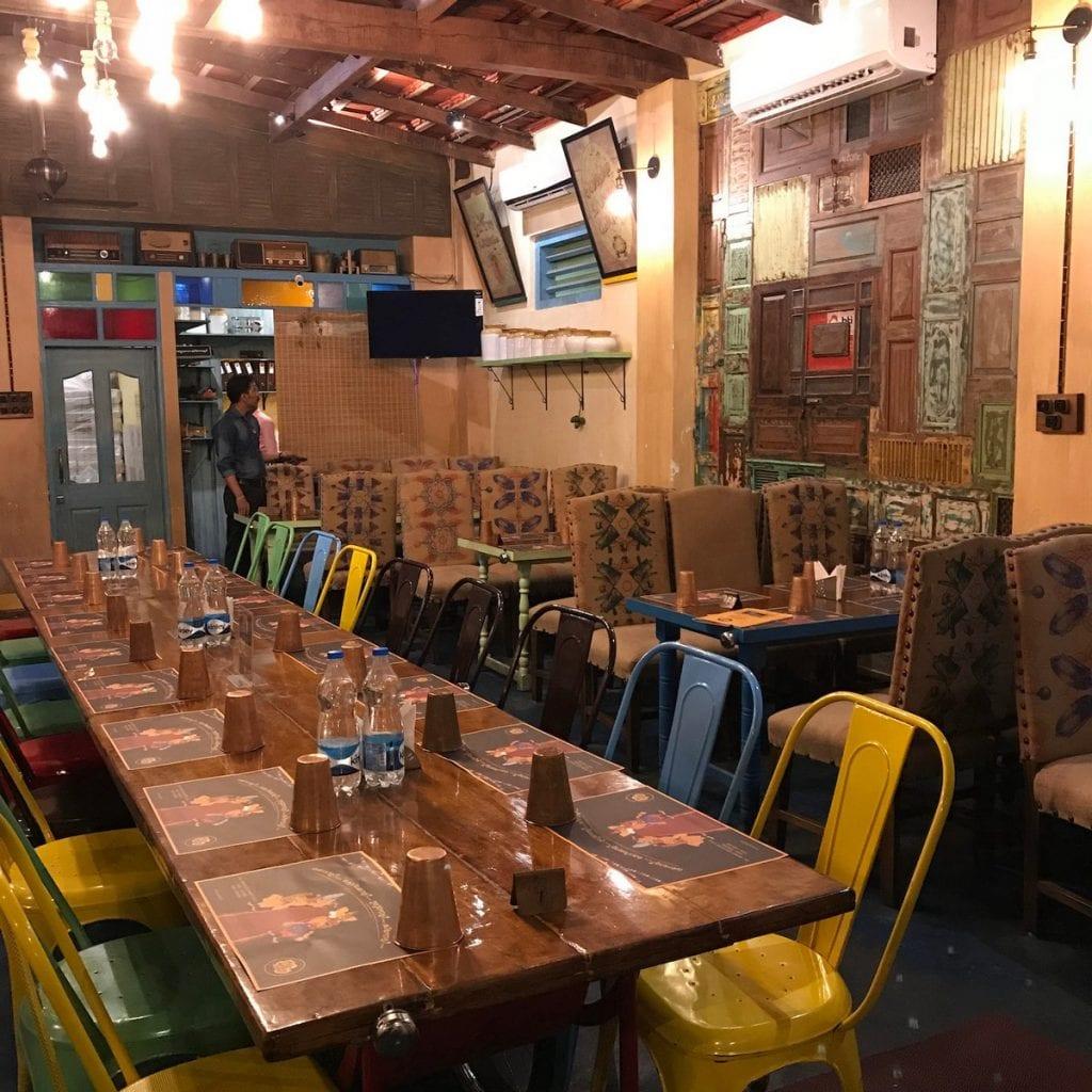 Adam's Cafe, Calicut. Foto di Fabio Parasecoli