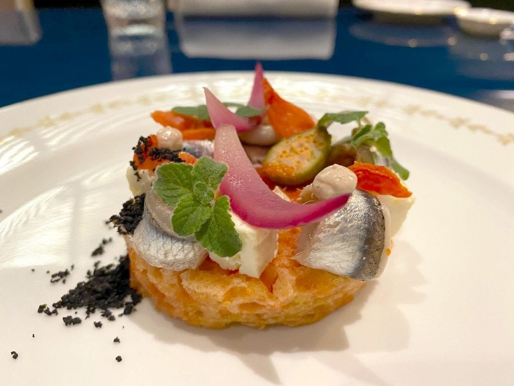 La Colazione del pescatore, dal menu dedicato a Procida-Gabriele Muro di Aelaide