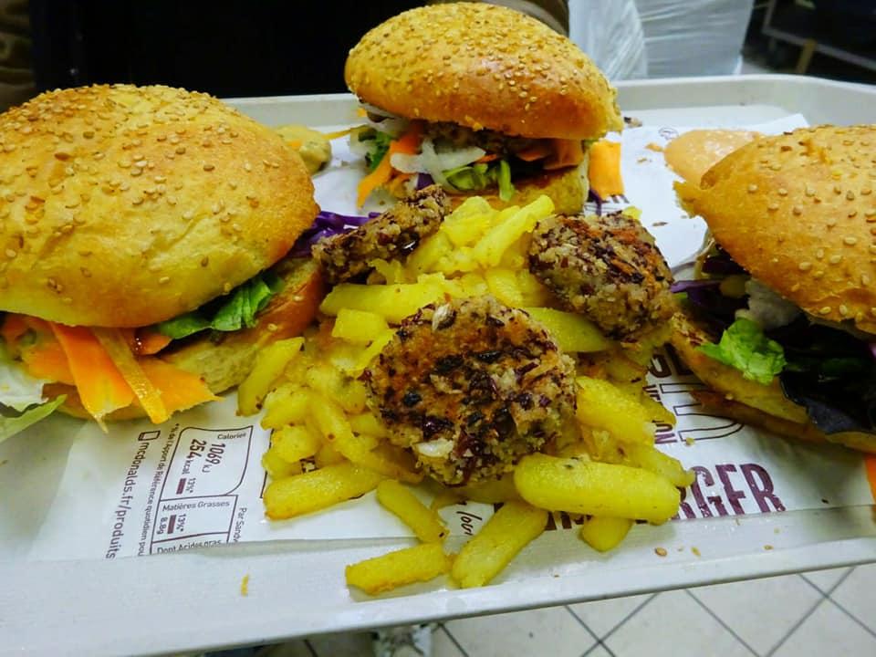 Gli hamburger di l'Apres M