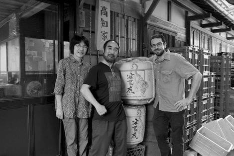 Sake Deli. A Firenze il primo delivery tutto dedicato al Sake