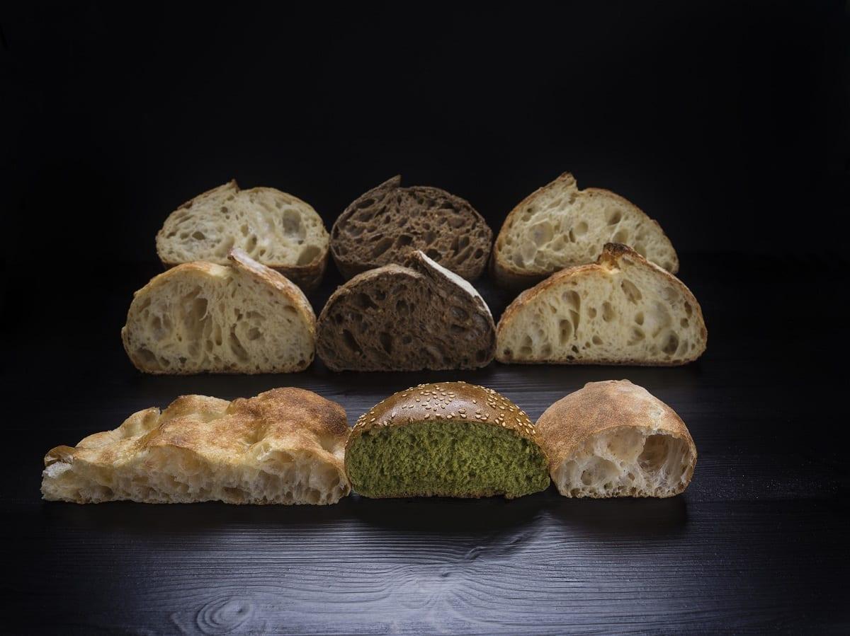 Pane e pizza di 10Bakery