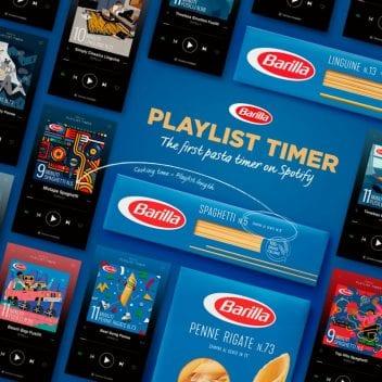 Playlist Timer Barilla