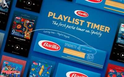 Playlist Timer Barilla