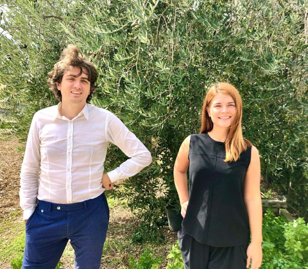 Silvio Pacioni ed Eleonora Iezzi