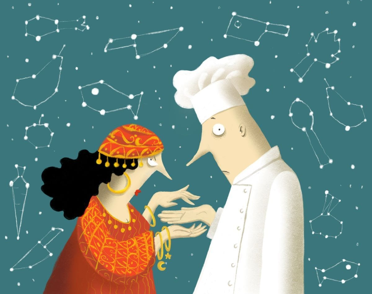 Comunicazione enogastronomica 2021. Illustrazioni di Gianluca Biscalchin