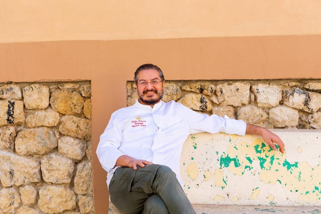 Damiano Ferraro. Foto Benedetto Tarantino.