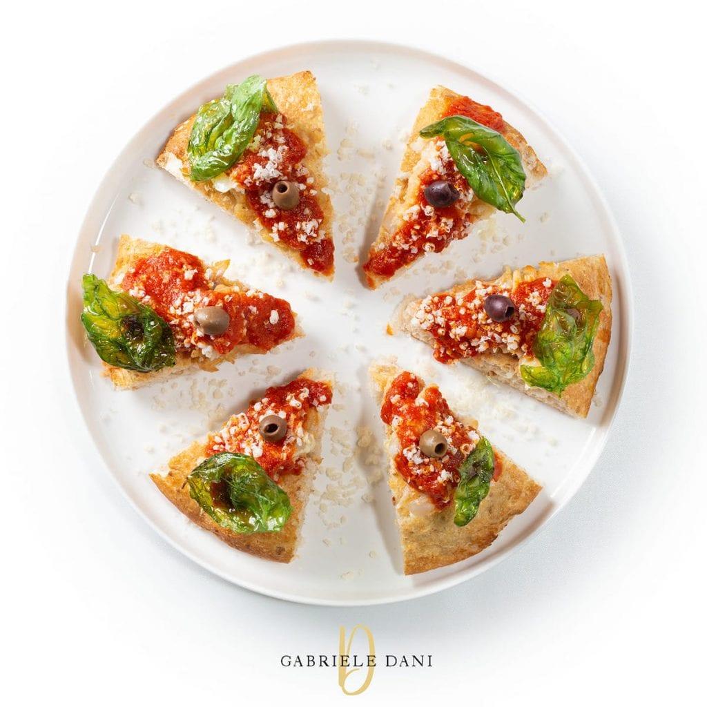 Pizza a degustazione di Gabriele Dani