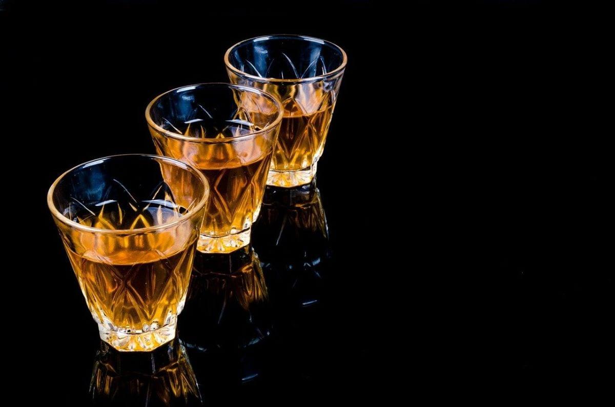 Liquori degustazione