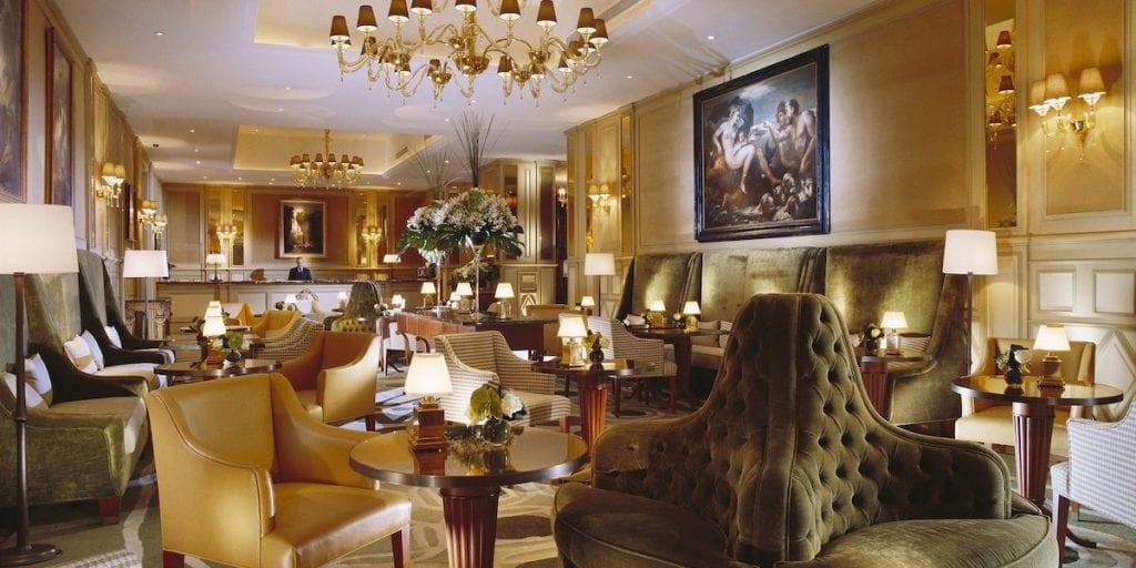 Principe di Savoia. Il Salotto