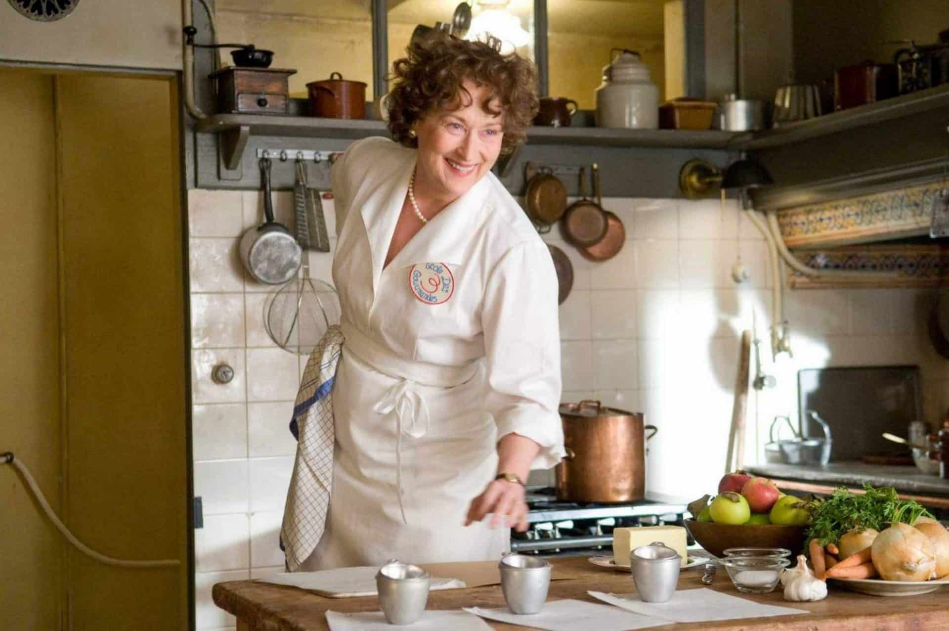 Meryl Streep come Julia Child