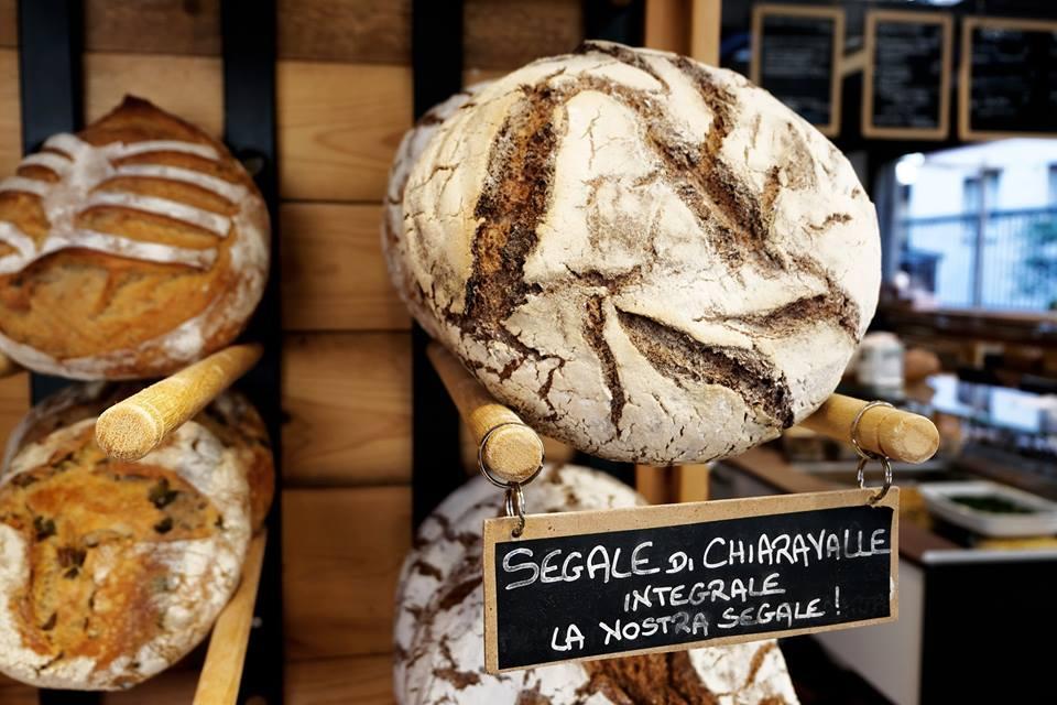 Pane di segale di Chiaravalle
