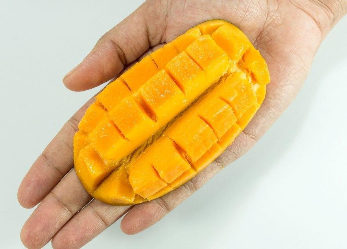 Fetta di mango