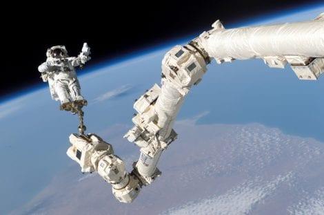 La nasa vuole migliorare la dieta degli astronauti