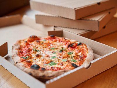 Pizze e focacce per asporto e delivery