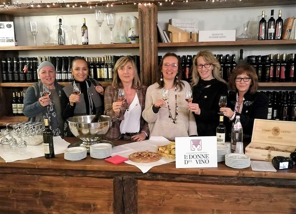 Donne del Vino- Podere Riosto