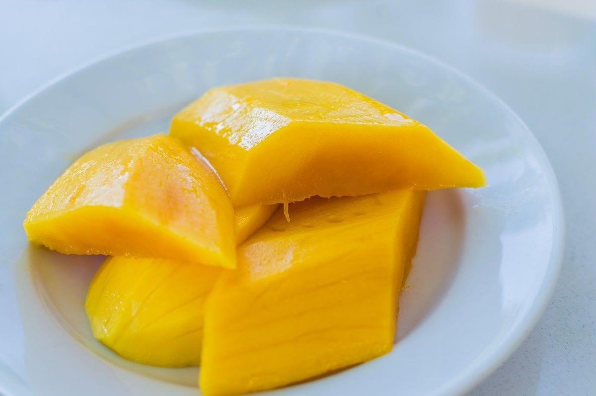 Polpa del mango