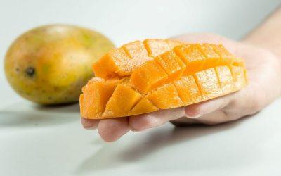Polpa mango