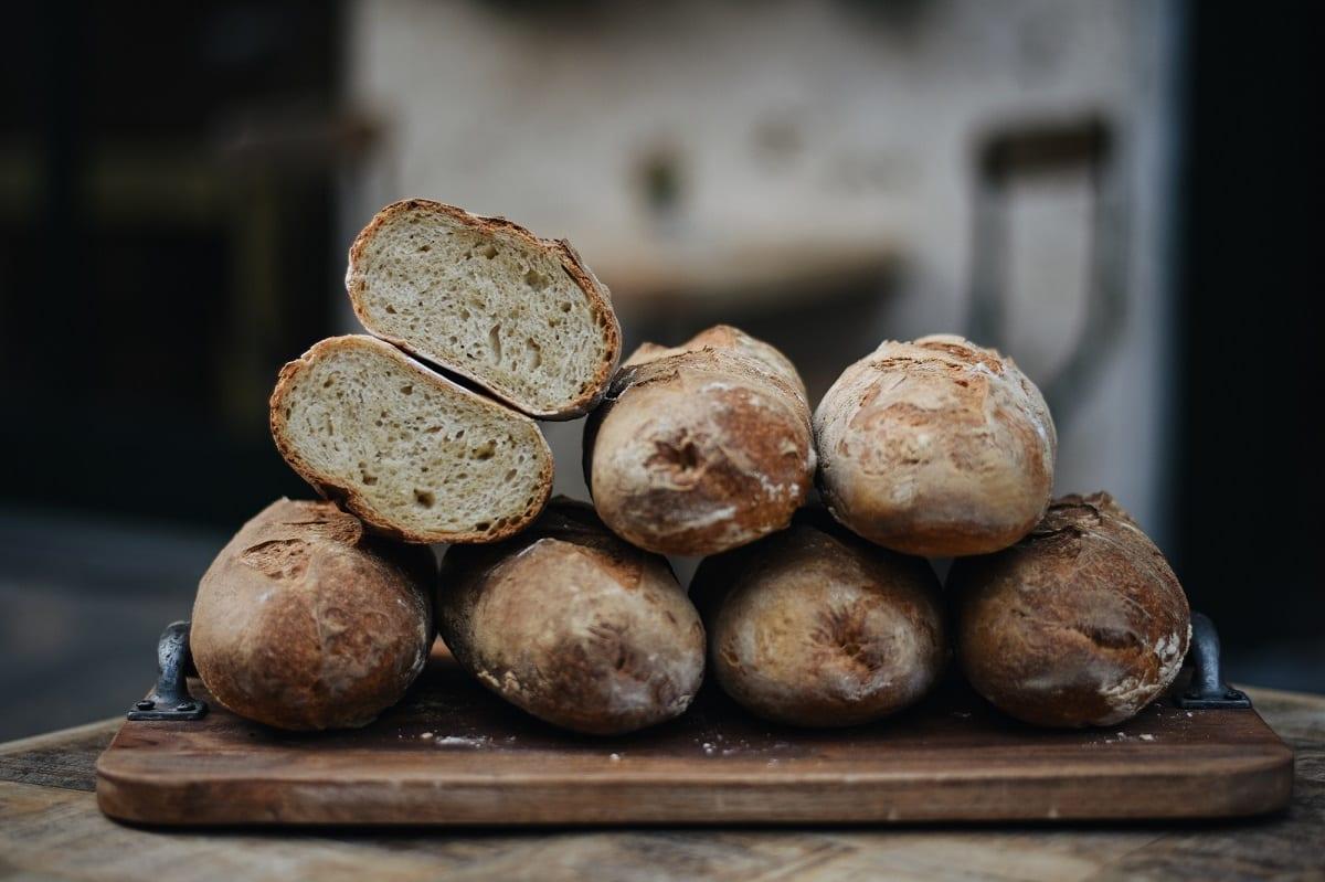 Il pane di Carter Oblio